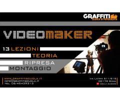 Corso di Videomaker - Ripresa e Montaggio