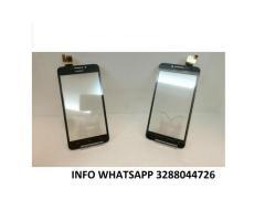 Vetro touch screen huawei y300 y530 g525 g630 g610 g700 p6 altri