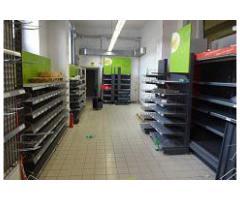 Vendita fallimentare attrezzature per supermercato