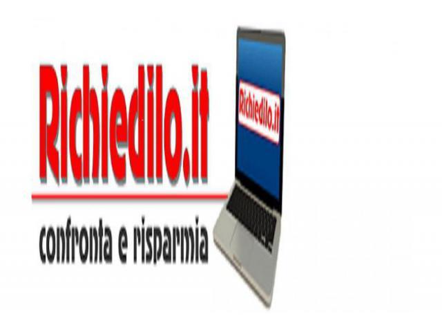 FINO A 5 PREVENTIVI GRATUITI CONFRONTATE E RISPARMIATE www.richiedilo.it