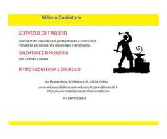 SERVIZIO DI FABBRO ARTIGIANO