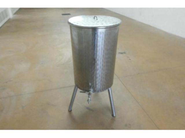 Boiler acciaio inox caseificio attrezzatura