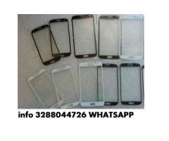 Vetro samsung s2 s3 s4 s5 s6 note 2 3neo 4 iphone 3 4 4s 5 5s 6 lumia