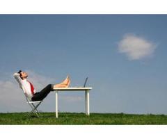 hai mai avuto un lavoro rilassante?