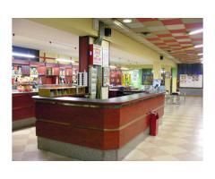 Banco bar, biliardi, piste bowling, tennis tavolo ed altro usato d'occasione vendo provincia Berga