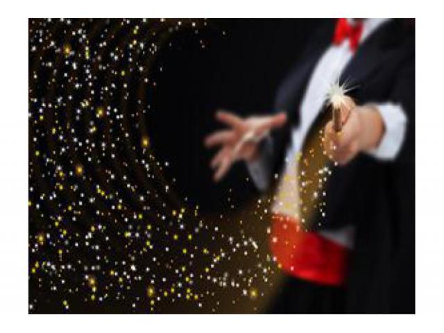 Spettacolo di magia Carnevale