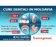 Dentista Moldavia – Prezzi Fuori Concorrenza!