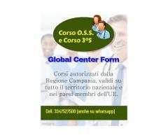 CORSO OPERATORE SOCIO SANITARIO SPECIALIZZATO 3°S