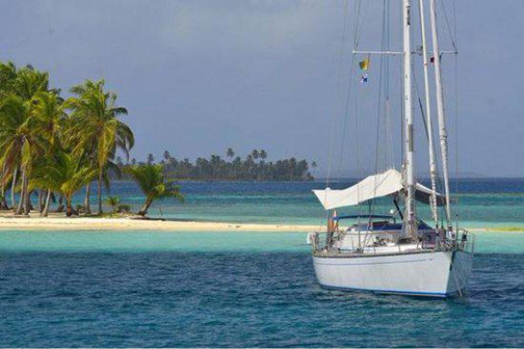 Caraibi in barca a vela offerte inverno febbraio marzo for Parti di una barca a vela