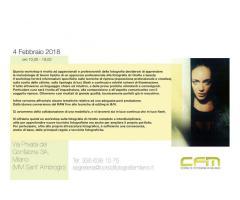 Workshop: il ritratto fotografico