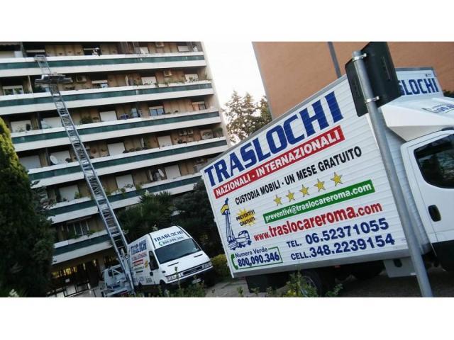 Traslocare Roma