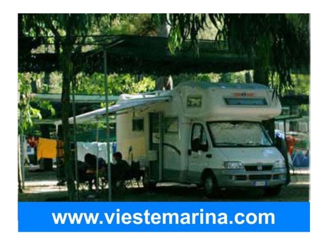CAMPING VILLAGE VIESTE MARINA