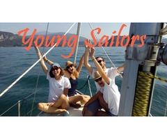 YOUNG SAILOR Corsi di Vela Lago di Garda
