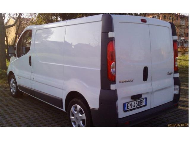 Renault Trafic 2.0 cdi 115 cv