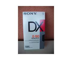 cassette vhs  Sony 180